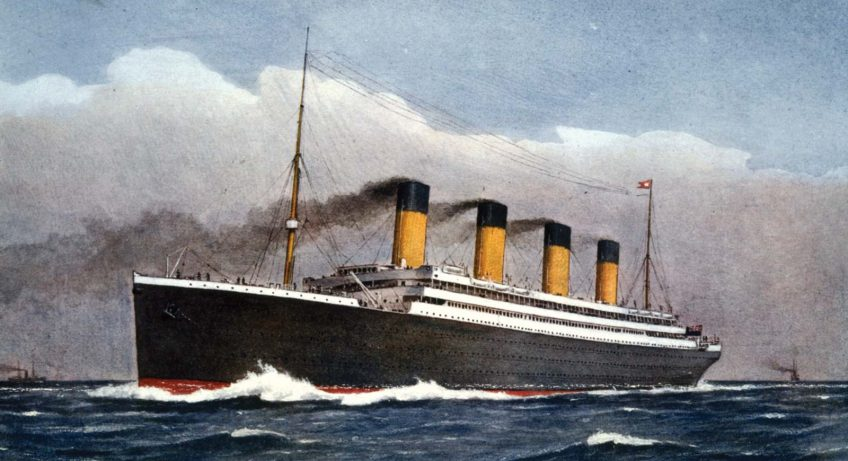 Titanic 848x461 - Facts About The Titanic You Might Not Know